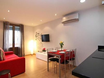 Photo for Holiday apartment Barcelona for 2 - 4 persons with 1 bedroom - Holiday apartment