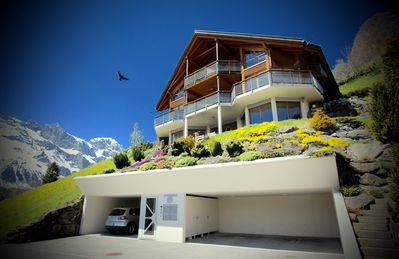 ALPHAVEN  Front of House featuring Garage Parking