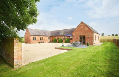 Photo for Furlong Barn is a beautiful property in a stunning, secluded position, enjoying uninterrupted views
