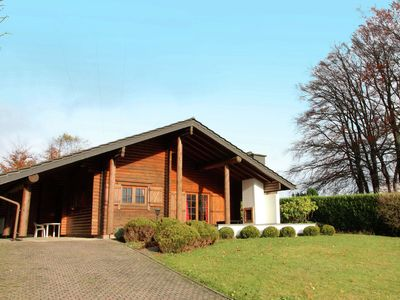 Photo for Warm atmosphere in this real chalet at 3 km from the Spa Francorchamps circuit