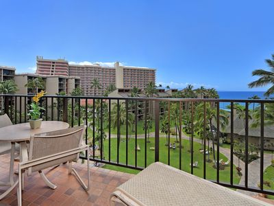 Photo for Kaanapali Shores 613-Enjoy watching Sunsets and the Whales from your lanai