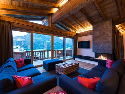 Photo for Exclusive chalet for up to 8 people