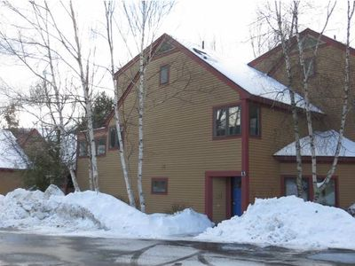 Photo for Beautiful Large Townhouse In The Heart Of Waterville Valley