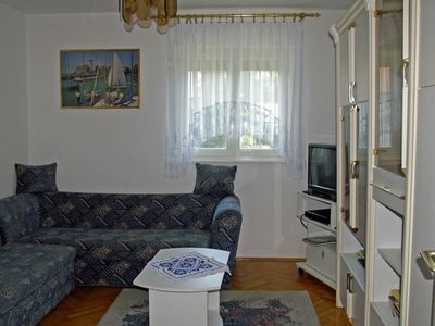 Photo for Vacation home Balaton H467 in Balatonmariafurdo - 4 persons, 2 bedrooms