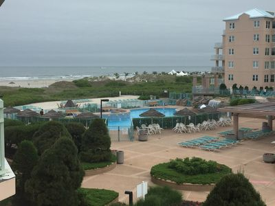 Photo for Seapointe Village - OceanFront bldg-GREAT Ocean/Pool &Fire Pit Views!-Free WIFI