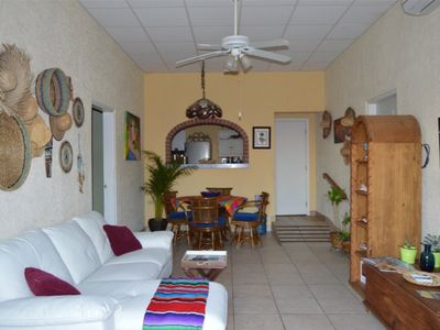 Photo for Casita de la Paz with views near beach & town