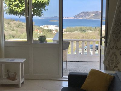 Photo for Luxury sea-view apartment I in Cavtat