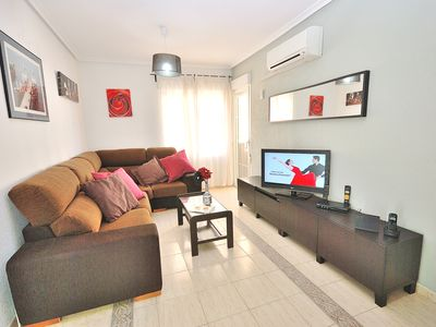 Photo for La Mata. 2 bedroom apartment 100 meters from the beach. High comfort. Wifi