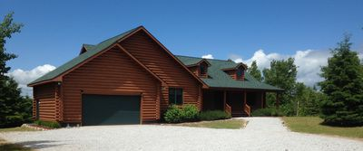 Photo for Drummond Island Vacation Homes-Rocky Knoll Lodge-New to Vrbo