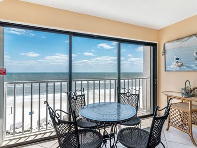 Photo for Edgewater 62 ~ Beautiful View ~ Comfy Balcony ~ Bender Vacation Rentals