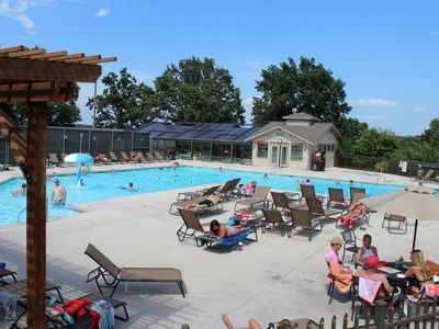 Photo for Branson Condo Rental   Pointe Royale   Golf   Indoor Pool   Taneycomo   Fishing (401122A)