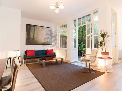 Photo for Beautiful apartment in one of the best areas of Amsterdam