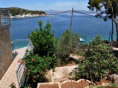 Photo for 2BR Apartment Vacation Rental in Rogac, Island Solta