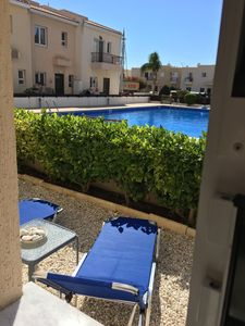 Photo for Free Wifi, Private Garden, Overlooks Pool, Village Location, Near to the Sea