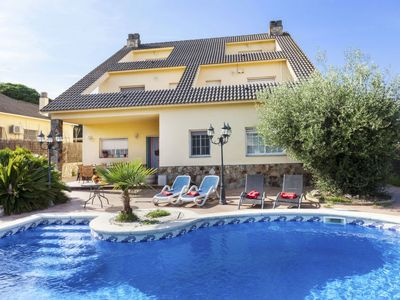 Photo for Vacation home Divine in Tordera - 8 persons, 4 bedrooms