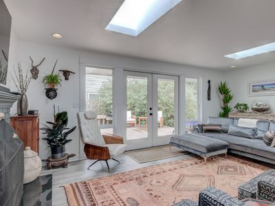 Photo for Exotic Modern Style in this Beautifully Detailed Single-Level One Block from Nes