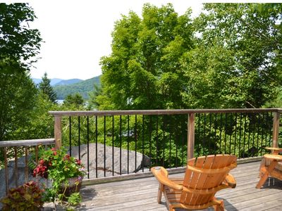 Photo for Tremblant / Solarium / Warm Cottage / Access to Lake Superieur/7 min to Ski/