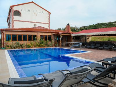 Photo for Vila Caska -ap1 - for 6 people- Zrce beach, pool, wifi, air conditioner
