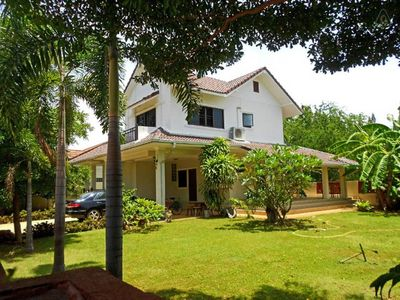 Photo for Tropical Seaview Villa, Pranburi, Hua Hin