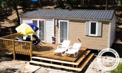 Photo for Camping Silver Coast ***** - Maeva Camping - Cottage Vogue 3 Rooms 4/6 People