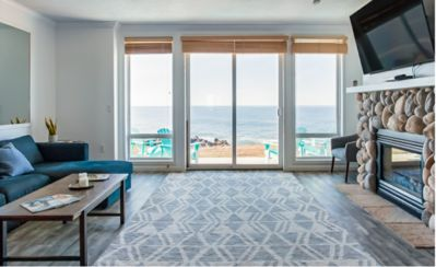 Photo for Witness Majestic Ocean Views from this Placid Apartment