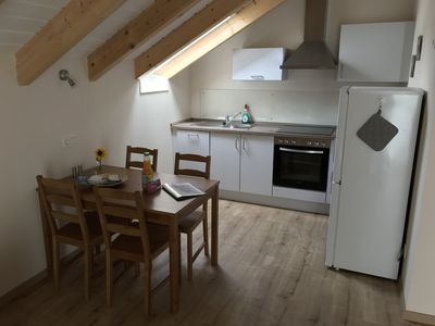 Photo for 1BR Apartment Vacation Rental in Bad Camberg, HE
