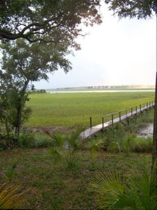 Photo for 4 Bedroom Home with Dock on Folly River- 2 Block Walk to Beach