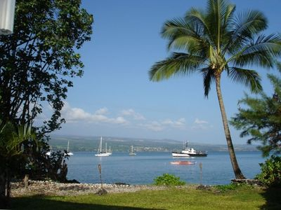 Photo for Wonderful Views of Hilo Bay from This Charming Bayfront Home