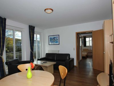 Photo for A 04: 55 m², 2-room, 4 pers., Balcony, H - F-1091 Villa Südstrand in the Baltic resort of Göhren