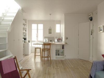 Photo for 1BR Apartment Vacation Rental in Paris, Île-de-France