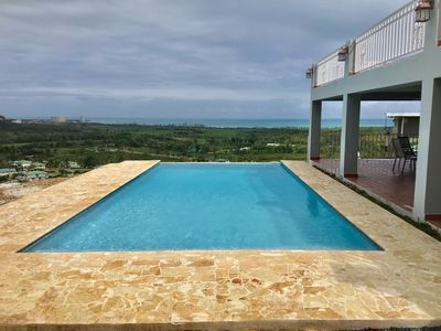 Photo for Hacienda Margarita—Private Infinity Pool, Amazing Views, Large Home