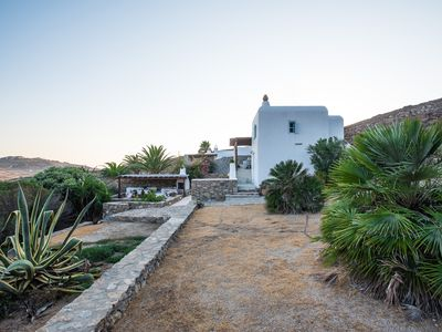Photo for Traditional Cycladic House in Mykonos