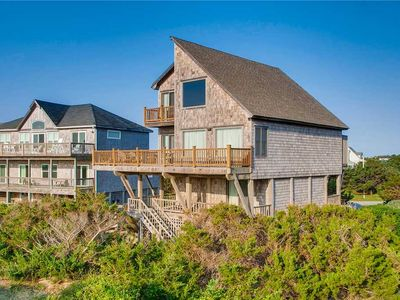 Photo for Magnificent Oceanfront Views, Avon - Cmty Pool, Easy Beach Access, Close to Pier
