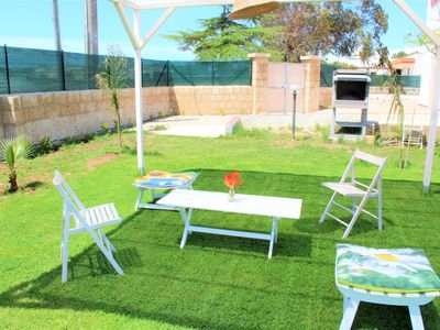 Photo for Villa with wi-fi, surrounded by 1000 square meters of lawn