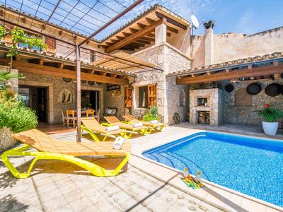 Photo for ☼ Charming village house with 2 private pools, jacuzzi and delightful ambience