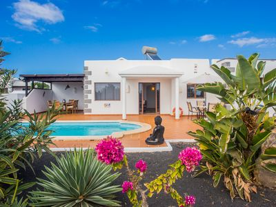 Photo for Villa Alula ...with private heated pool within easy reach of the town centre..