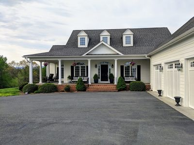 Photo for PERFECT HOME FOR WEDDINGS, WINE TOURS, & UVA EVENTS