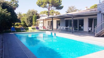 Photo for Superb house 240m2 Cap d'Agde