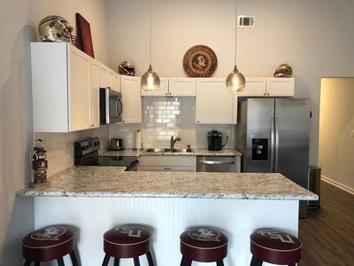 Photo for Newly Renovated Condo Overlooking Doak Campbell Stadium next to FSU's Campus