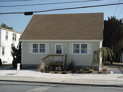 Photo for Cute, 4 bedroom, 2-bath Cape Cod-style home is located near the beach