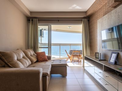 Photo for Amazing Sea view 4qrts w / up to 10 pax Beto Carrero and beaches, Nautilus Home Club