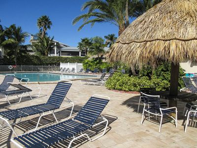 Photo for Sun Caper Vacation Condo On The Beach! 2B/2B With Amazing Panoramic View of Gulf! Heated Pool! WiFi!