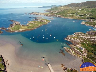 Photo for Holiday homes in a stunning location by the sea at Derrynane