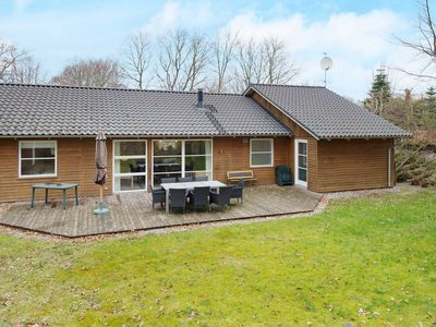 Photo for Peaceful Holiday Home in Glesborg with Whirlpool