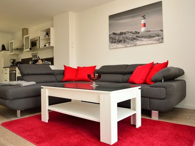 Photo for Completed in 2015, 87m² on 2 floors, 2 balconies, 2 bedrooms, private sauna!