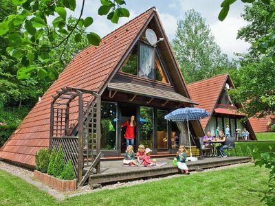 Photo for Vacation home Ferienpark Ronshausen (ROH100) in Ronshausen - 6 persons, 2 bedrooms