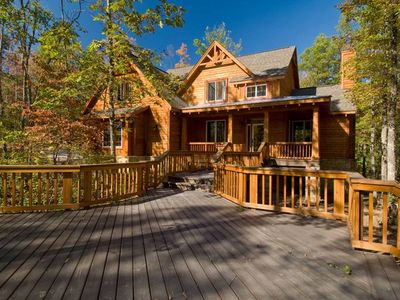 Photo for The Preserve, Craftsman Special Vacation Home by Fall Creek Falls