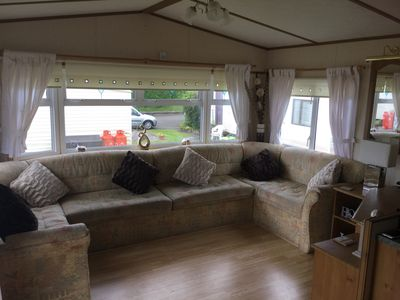 Photo for HOME FROM HOME CARAVAN NEWTON HALL BLACKPOOL