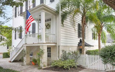 Photo for Stay with Lucky Savannah: Spend the Night in Historical, Luxury Home