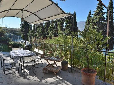Photo for Apartment Spinnaker With Lake View Terrace - Apartment for 6 people in Cassone